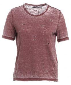 ONLY ONLDENIM  Camiseta print zinfandel
