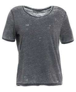ONLY ONLDENIM  Camiseta print dark grey