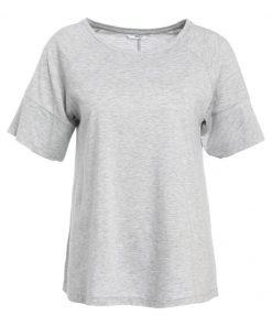ONLY ONLPALLUW  Camiseta básica light grey melange