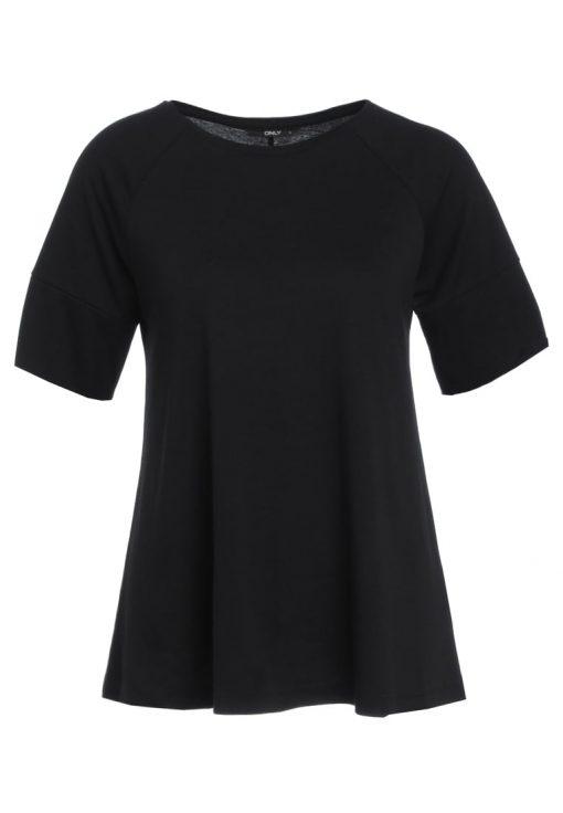 ONLY ONLPALLUW  Camiseta básica black