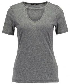 ONLY ONLCHOCKER TRULY NECK  Camiseta print phantom