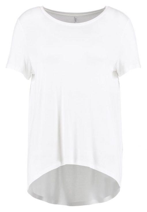ONLY ONLLOUISE Camiseta básica cloud dancer