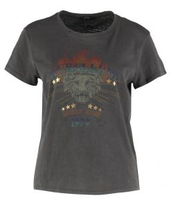 ONLY ONLNEW DIXIE REBELLION WINGS Camiseta print phantom
