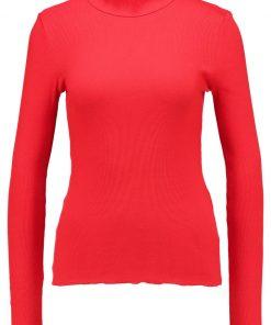 ONLY ONLELLA HIGHNECK Camiseta manga larga high risk red
