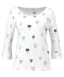 ONLY ONLJESS AIRBALLON Camiseta manga larga off white