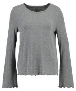 ONLY ONLROSEY  Camiseta manga larga dark grey melange