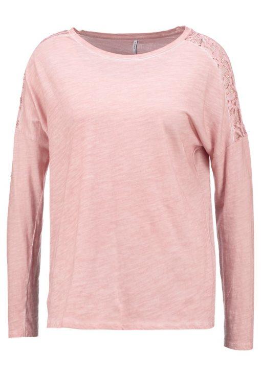 ONLY ONLIDA Camiseta manga larga cameo rose