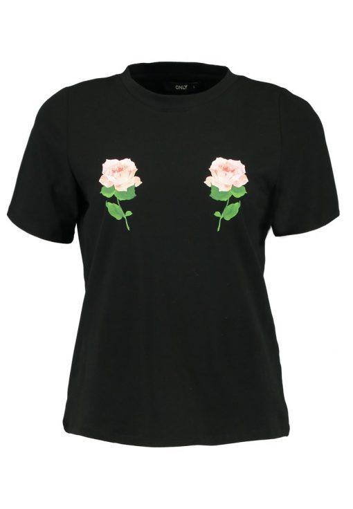 ONLY ONLNANY Camiseta print black