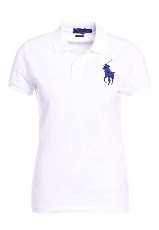 Polo Ralph Lauren Polo white/navy