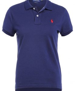 Polo Ralph Lauren SKINNY FIT Polo newport navy
