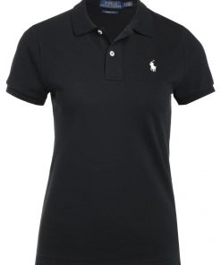 Polo Ralph Lauren SKINNY FIT Polo black