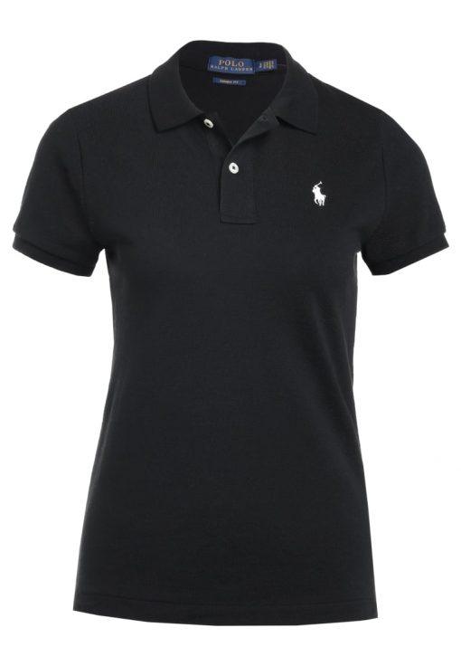 Polo Ralph Lauren SKINNY FIT Polo black