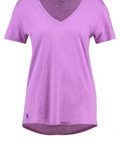Polo Ralph Lauren Camiseta básica resort purple