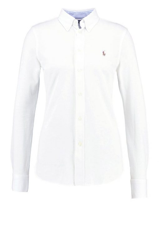 Polo Ralph Lauren HEIDI Camiseta manga larga white