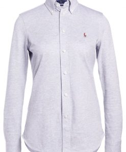 Polo Ralph Lauren HEIDI Camiseta manga larga andover heather