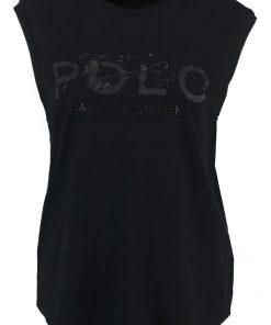Polo Ralph Lauren GRAP  Camiseta print black