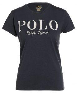 Polo Ralph Lauren Camiseta print mechanic grey