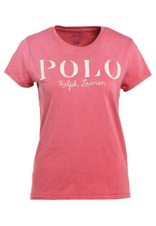 Polo Ralph Lauren Camiseta print sun red