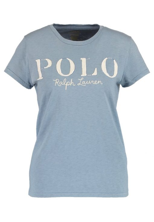 Polo Ralph Lauren Camiseta print blue metal