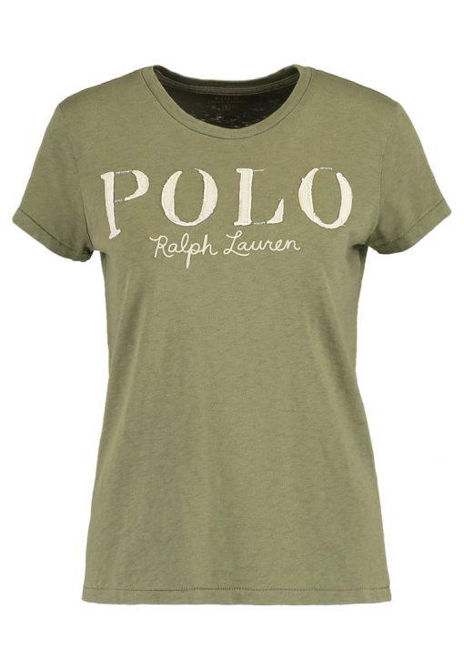 Polo Ralph Lauren Camiseta print basic olive