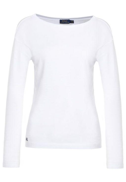 Polo Ralph Lauren Camiseta manga larga white
