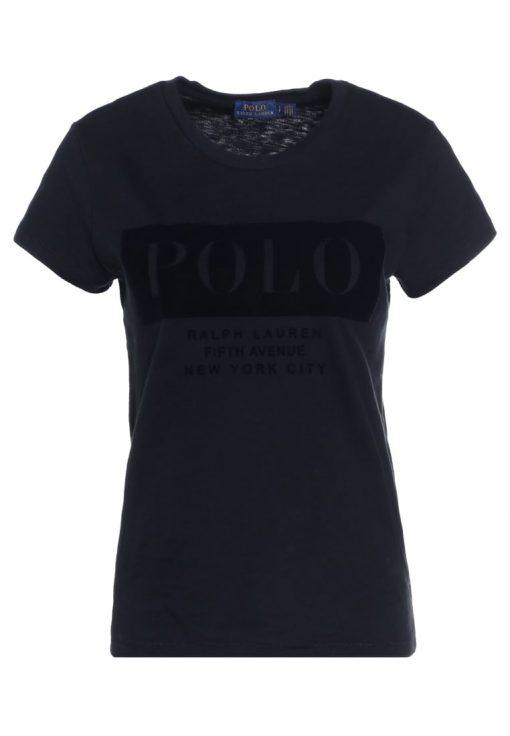 Polo Ralph Lauren Camiseta print polo black