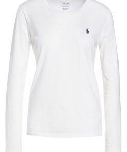 Polo Ralph Lauren TEE LONG SLEEVE Camiseta manga larga white