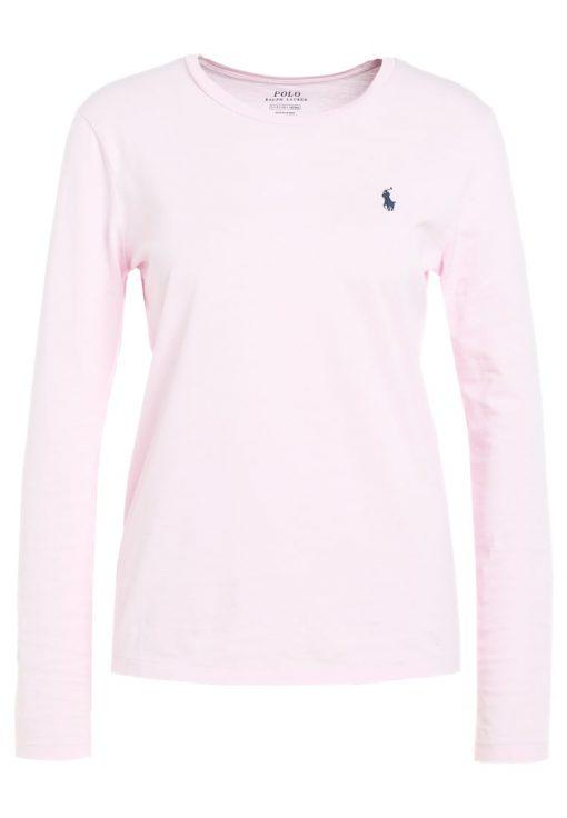 Polo Ralph Lauren TEE LONG SLEEVE Camiseta manga larga country club pink
