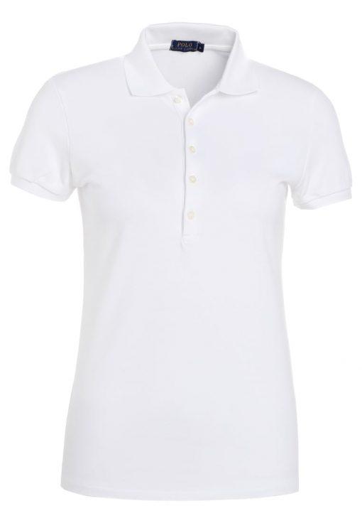 Polo Ralph Lauren JULIE SHORT SLEEVE Polo white