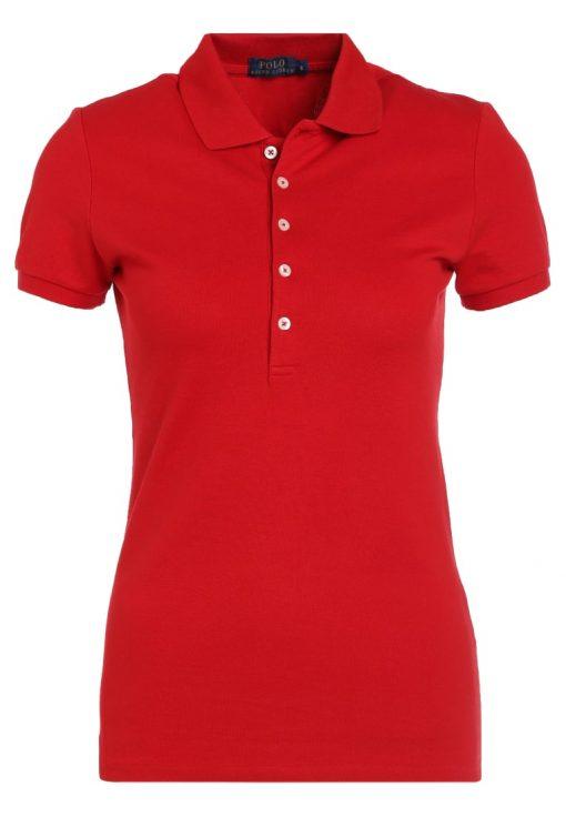 Polo Ralph Lauren JULIE SHORT SLEEVE Polo red