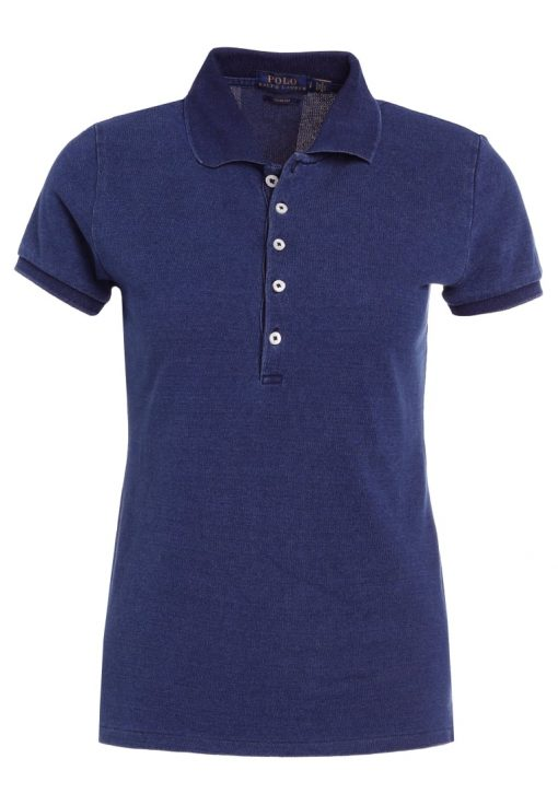 Polo Ralph Lauren JULIE SHORT SLEEVE Polo dark indigo