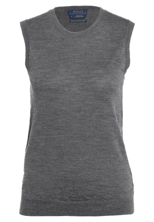 Polo Ralph Lauren Camiseta básica fawn grey heather
