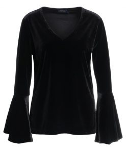 Polo Ralph Lauren Camiseta manga larga polo black