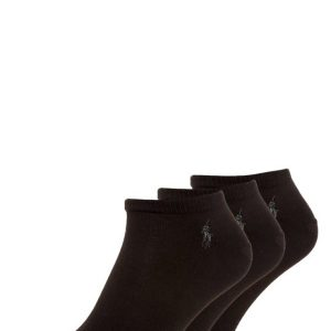 Polo Ralph Lauren GHOST 3 PACK Calcetines black