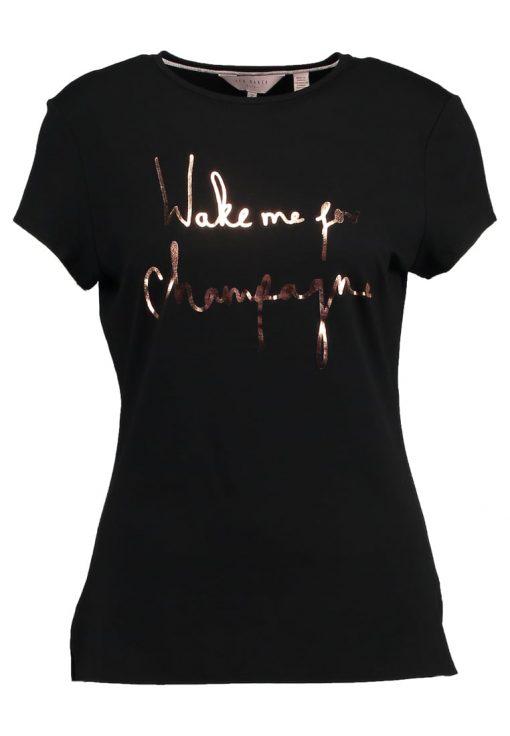 Ted Baker LOLYATA Camiseta print black