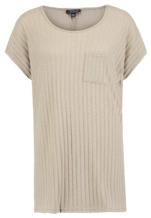 Topshop Camiseta básica oatmeal