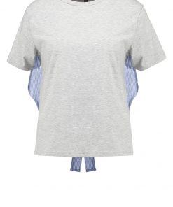Topshop Camiseta básica greymarl