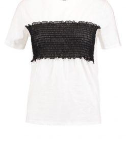 Topshop Camiseta print white