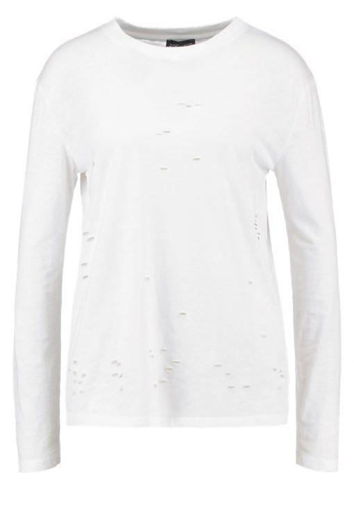 Topshop Camiseta manga larga white