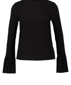 Topshop Camiseta manga larga black