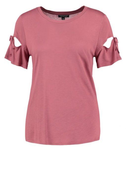 Topshop Camiseta print lightpink