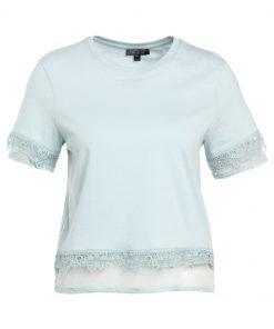 Topshop DOBBY    Camiseta print mint