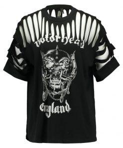 Topshop MOTORHEAD Camiseta print black