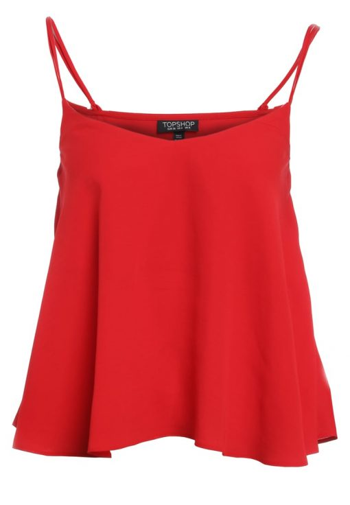 Topshop Top red