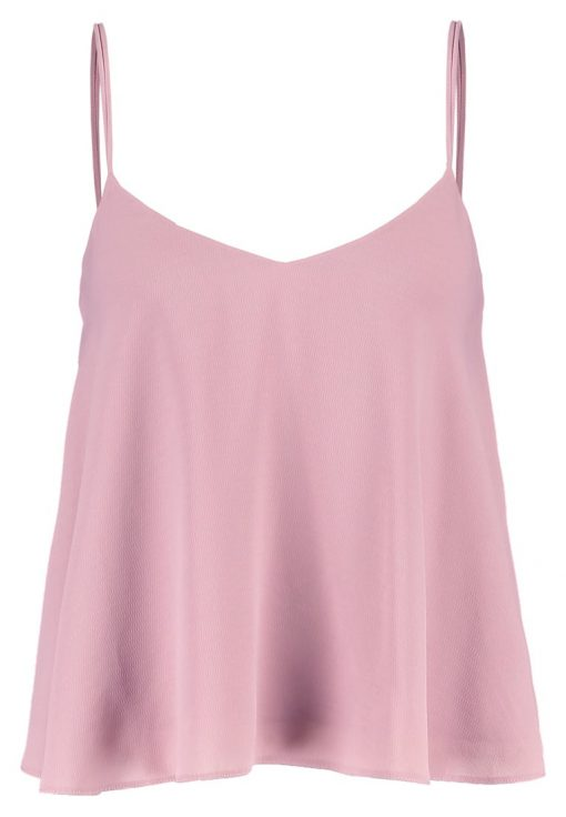 Topshop Top rose