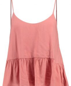Topshop CASUAL Top coral