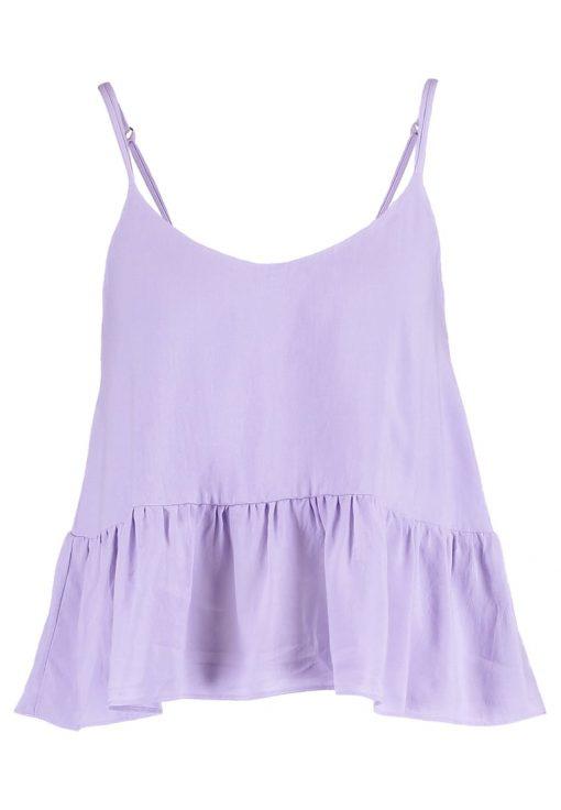Topshop CASUAL Top lilac