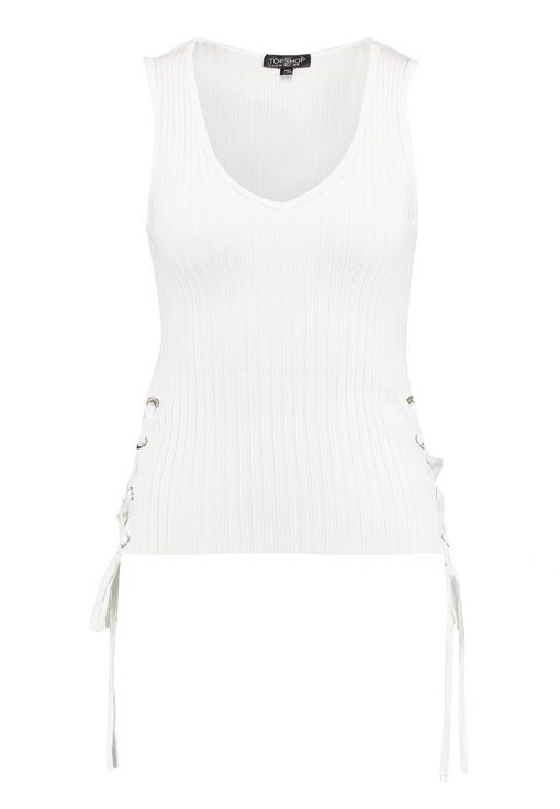 Topshop CALIBRATE COORD  Top ivory