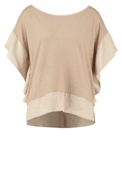 Uno Piu Uno CERES Camiseta print taupe