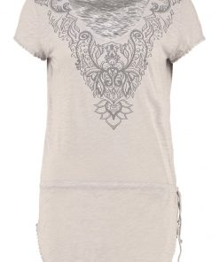 Uno Piu Uno SIRIS Camiseta print pearl